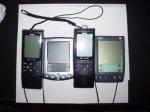 GARMIN + Palm III