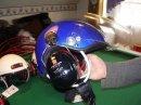 Новые моторные шлемы