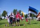 Bopc 2013 Открытый чемпионат стран Балтии по парамоторам.