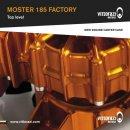 Новая облегченная версия Moster 185